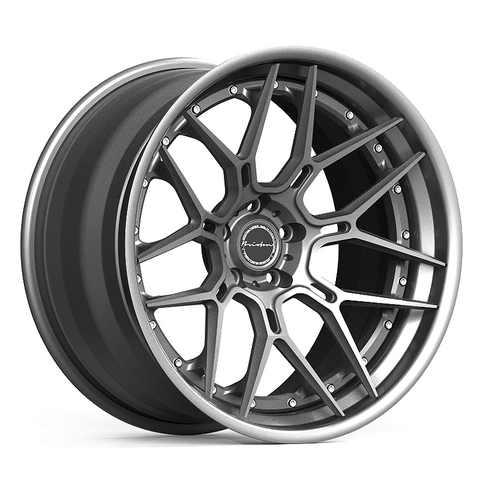 Brixton Forged CM8 Targa Series 3-Piece Wheels - Starting at $2,344 Each - Motorsports LA
