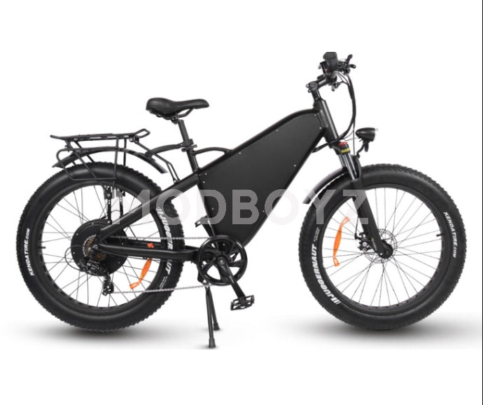 THE WARRIOR *******************THE BEST CARRIER E-BIKE AVAILABLE********************