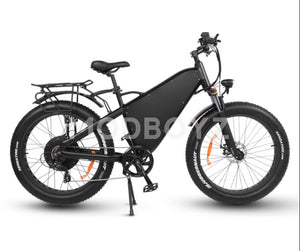 The Worrior        **************THE BEST CARRIER E-BIKE AVAILABLE*****************