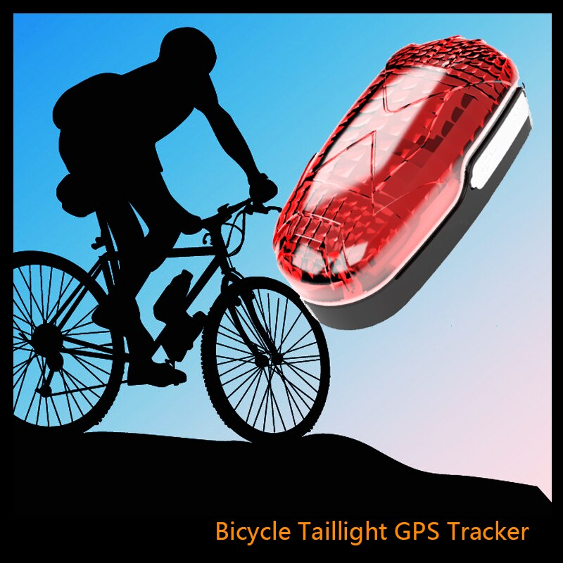 TKStar TK906 waterproof bicycle taillight