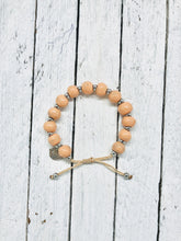 Load image into Gallery viewer, Clay Macrame Bracelet
