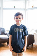 Load image into Gallery viewer, Kids Stronger Together T-Shirt