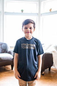 Kids Stronger Together T-Shirt