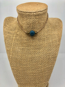Single Bead Choker