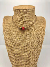 Load image into Gallery viewer, Single Bead Choker