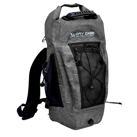 Basin Black 20 Liter Waterproof Sport Backpack