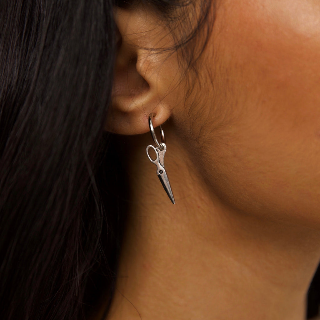 'Scissor Me' Limited Edition Earring