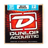 Dunlop Acoustic Guitar Strings 12-54