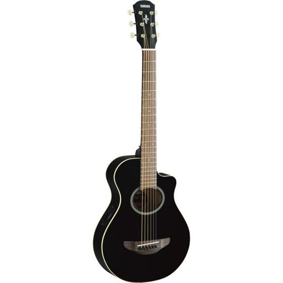 Yamaha APX Exotic-wood Top Acoustic-Electric Guitar (travel size)