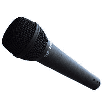 CAD D189 Supercardioid Dynamic Microphone - The brand used by professionals