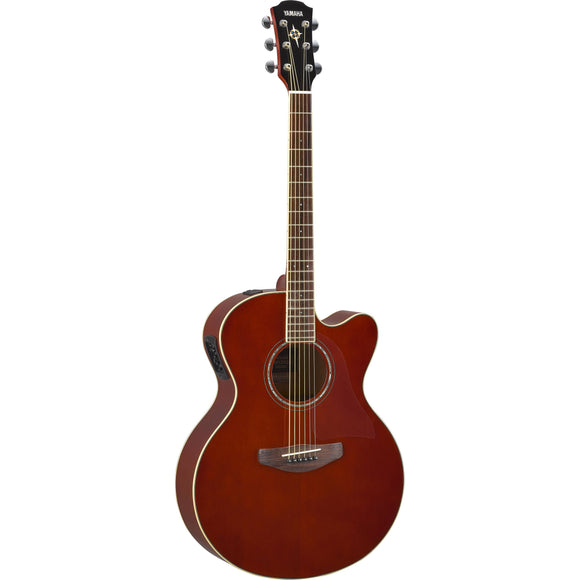 Yamaha CPX600 Acoustic/Electric Guitar