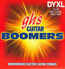 Ghs BOOMERS® WOUND 3RD - Extra Light 10-46