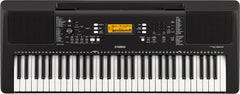 Yamaha PSR-E363 61-Key Portable Arranger Keyboard Black