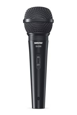 Shure SV200 vocal mic