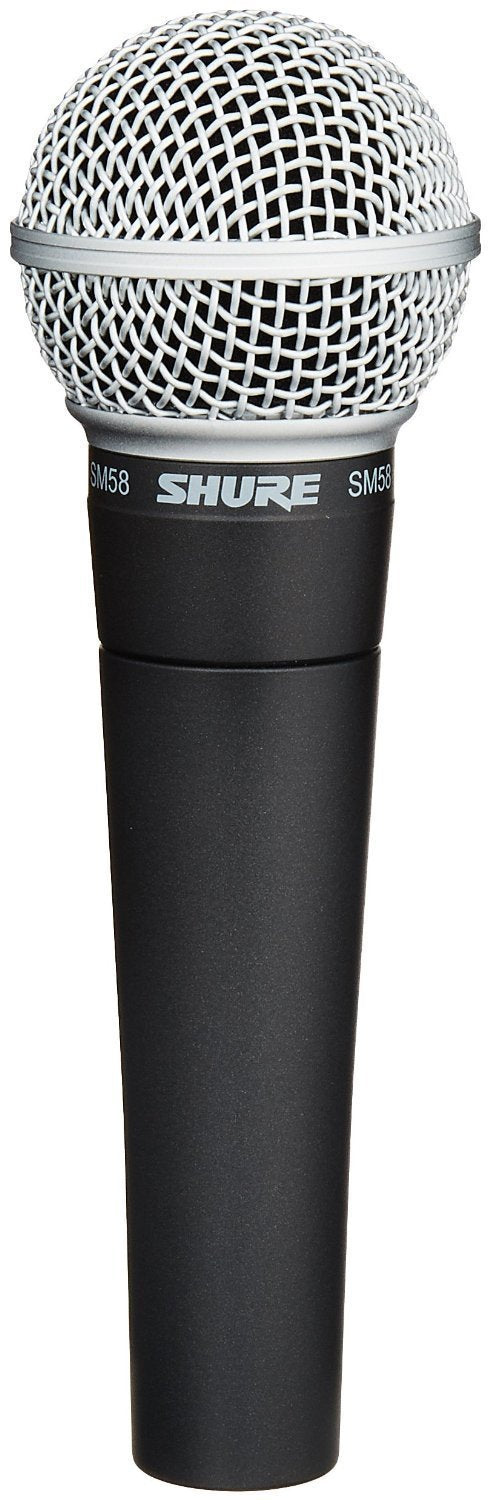 Shure SM58LC Cardioid Vocal Microphone