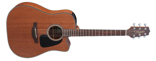Takamine GD11MCE-NS All-Mahogany Dreadnought Acoustic-Electric w/ Cutaway