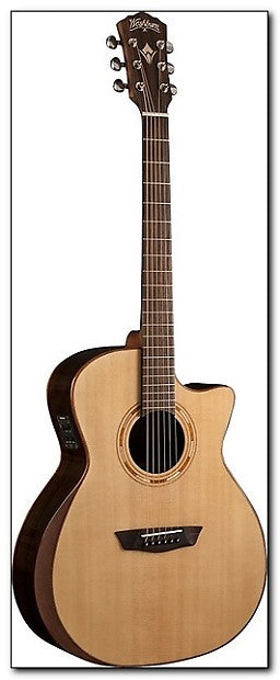 Washburn WCG20SCE-O Acoustic Electric guitar