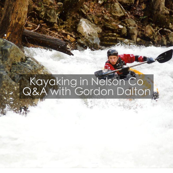 Kayaking in Nelson Co | Q&A with Gordon Dalton