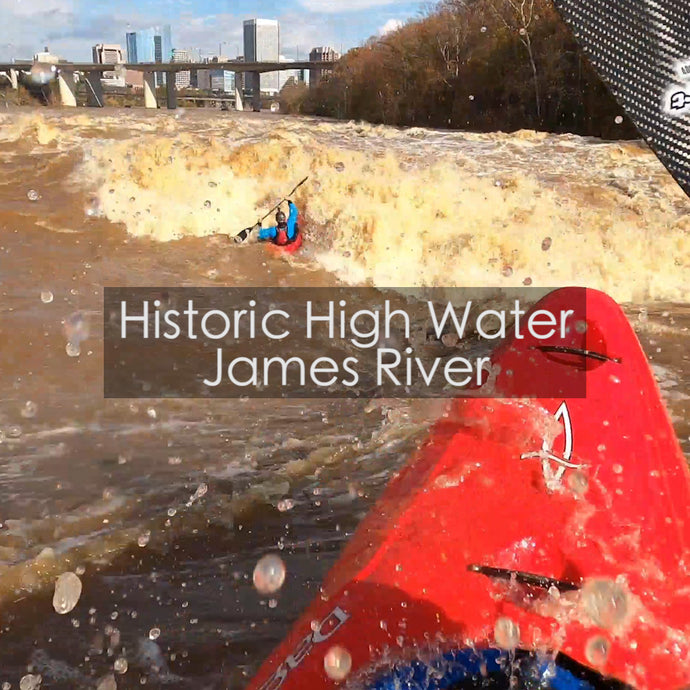 Historic High Water James River