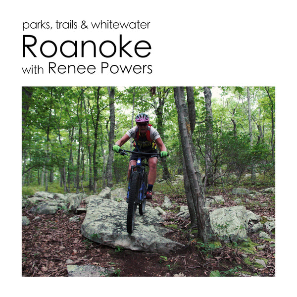 Parks, Trails & Whitewater in Roanoke | Q&A with Renee Powers