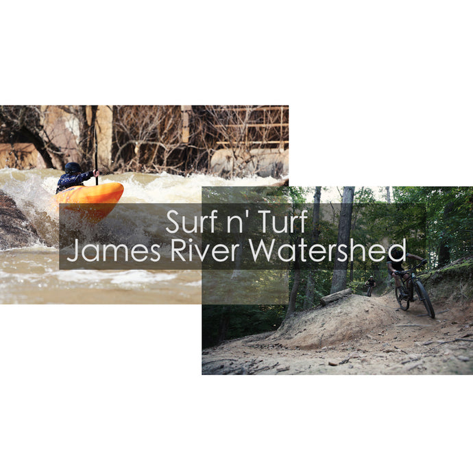 Surf n' Turf | James River Watershed