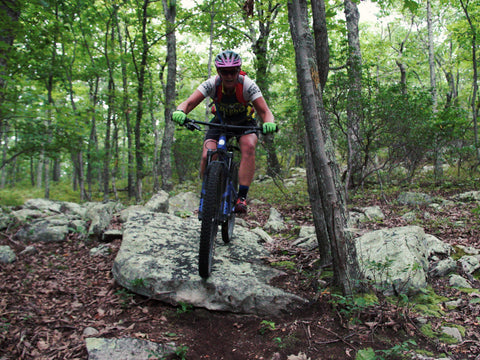 renee powers mountain biking roanoke