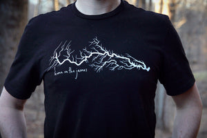James River Watershed T-Shirt