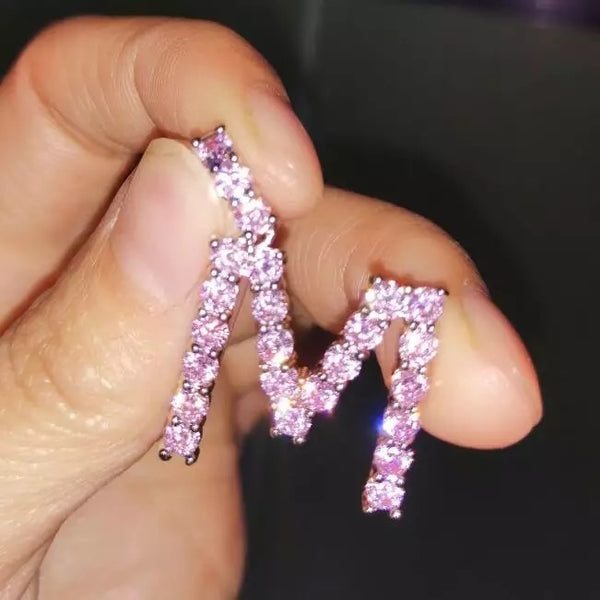 Iced Out Initial Chain