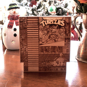 TMNT  Cartridge