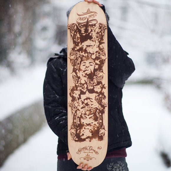 Kush Kings Skateboard