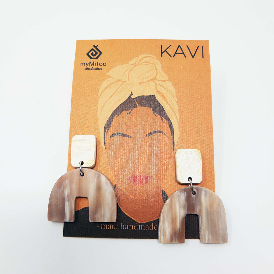 KAVI Statement Earring
