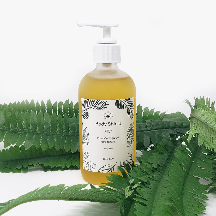 BODY SHIELD - Moringa Oil hair&body 200 ml