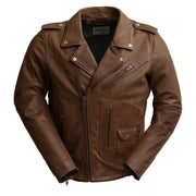 SID - MEN'S LEATHER JACKET