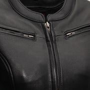 Drifter - Women's Motorcycle Leather Jacket