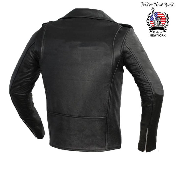 Krish - Women's Motorcycle Leather Jacket