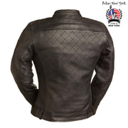Merlin - Women's Motorcycle Leather Jacket