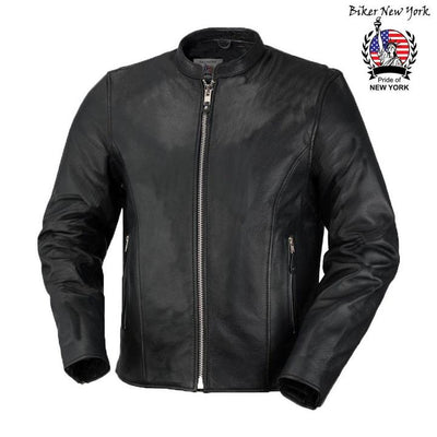 Takken - Men's Motorcycle Leather Jacket