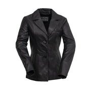 Dahlia - Women's Leather Jacket