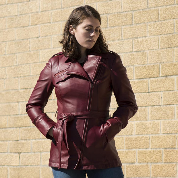 Traci - Women's Leather Jacket