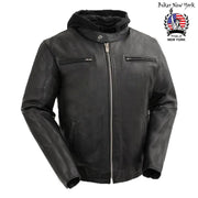 Zampa - Men's Motorcycle Leather Jacket