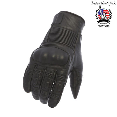 Rax - Motorcycle Leather Gloves