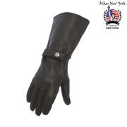 Gauntlet- Leather Gloves