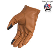 Cruiser - Motorcycle Leather Gloves
