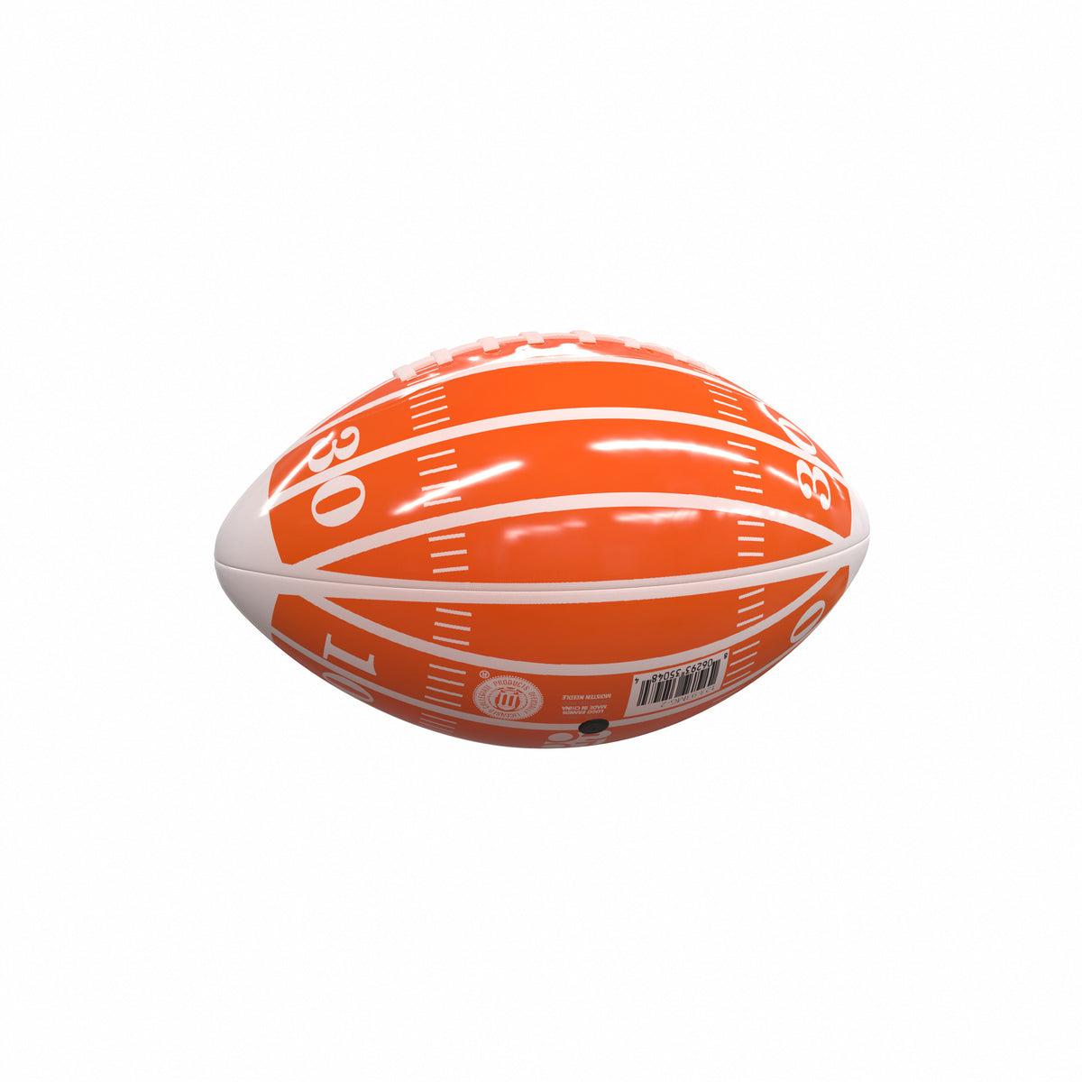 Clemson Tigers Mini Glossy Football