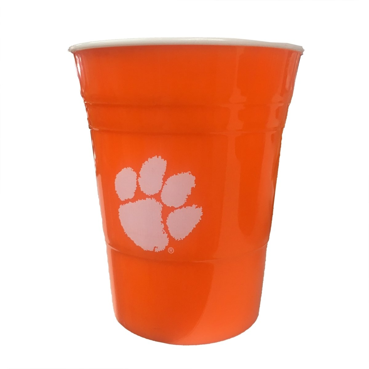 16 Oz Reusable Plastic Party Cup - Mr. Knickerbocker