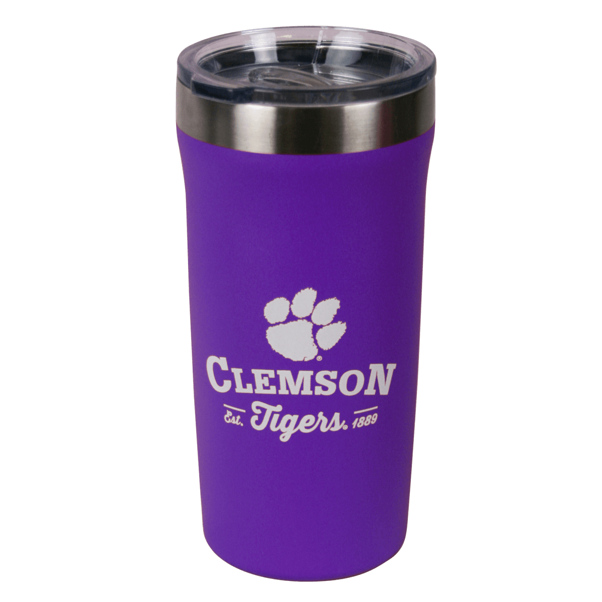 18 Oz Delmarie Tumbler With White Imprint - Mr. Knickerbocker