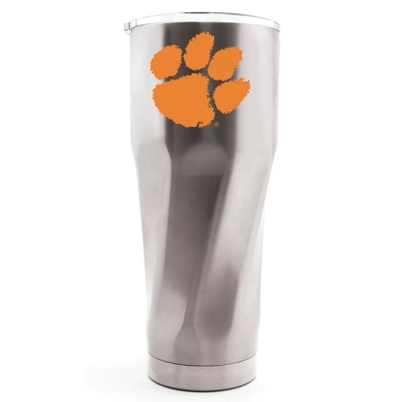 18 Oz. Stainless Steel Travel Tumbler - Mr. Knickerbocker