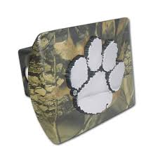 2'' Hitch Cover-camo - Chrome Paw - Mr. Knickerbocker