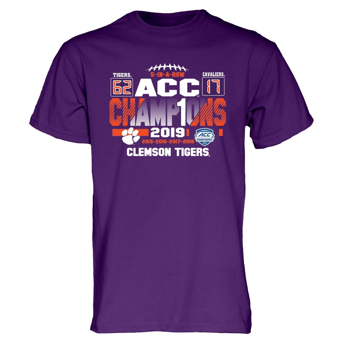 2019 ACC Champion Tee - Mr. Knickerbocker