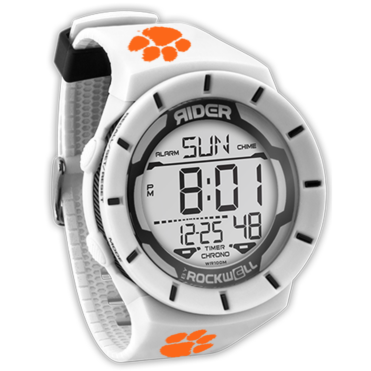 Rockwell Clemson Tigers Coliseum Watch